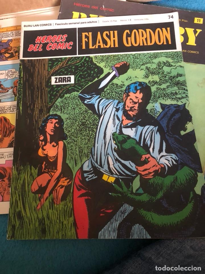 Cómics: Lote de cómics héroes del cómic - Foto 4 - 223686913