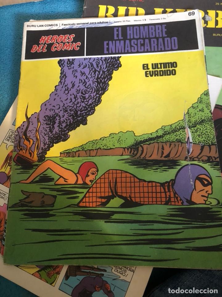Cómics: Lote de cómics héroes del cómic - Foto 5 - 223686913