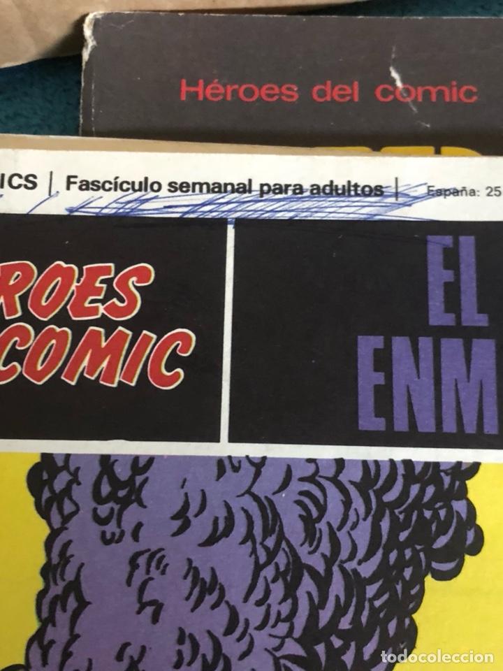 Cómics: Lote de cómics héroes del cómic - Foto 7 - 223686913