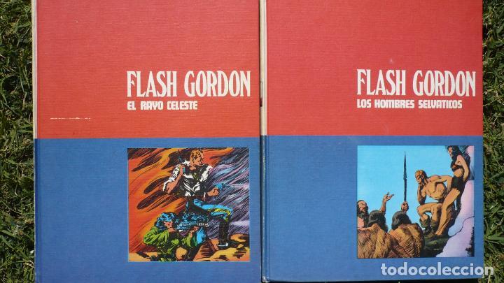 Cómics: Flash GORDON. Buru Lan Ediciones, Completa 11 volúmenes - Foto 3 - 223210283