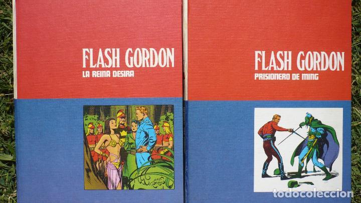 Cómics: Flash GORDON. Buru Lan Ediciones, Completa 11 volúmenes - Foto 4 - 223210283