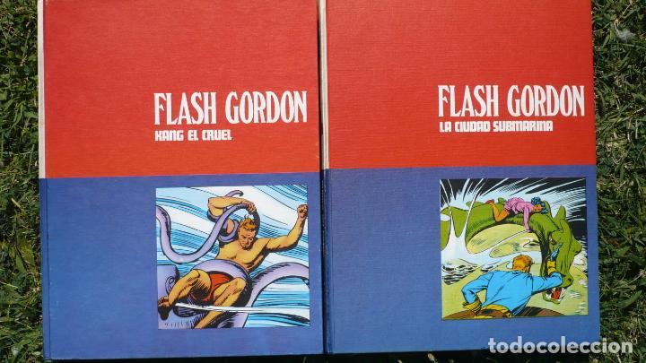 Cómics: Flash GORDON. Buru Lan Ediciones, Completa 11 volúmenes - Foto 5 - 223210283