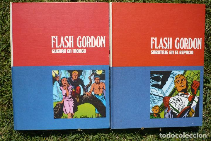 Cómics: Flash GORDON. Buru Lan Ediciones, Completa 11 volúmenes - Foto 7 - 223210283