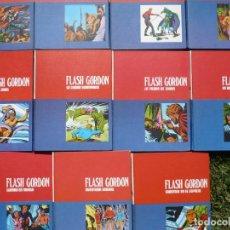Cómics: FLASH GORDON. BURU LAN EDICIONES, COMPLETA 11 VOLÚMENES. Lote 223210283