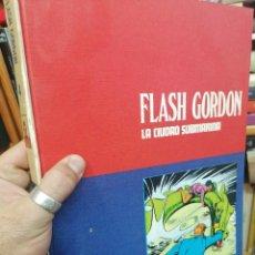 Cómics: FLASH GORDON. LA CIUDAD SUBMARINA. VOL. 4. Lote 224069340