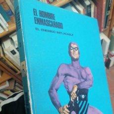 Cómics: EL HOMBRE ENMASCARADO. EL ENEMIGO IMPLACABLE. VOL.. Lote 224070161