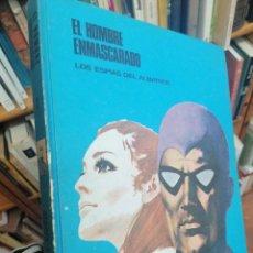 Cómics: EL HOMBRE ENMASCARADO. LOS ESPÍAS DEL ALBATROS. VOL. 2. Lote 224070261