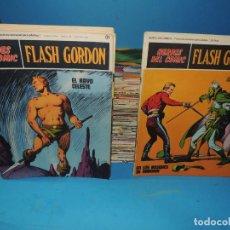 Cómics: FLASH GORDON. 128 - SERIES COMPLETAS 01AL 020 Y DEL 1 AL 100 HEROES DEL COMIC BURU LAN, S. A. Lote 224108620