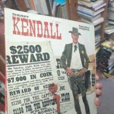 Comics : SHERIFF KENDALL. N. 1. Lote 224198198