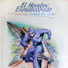 Cómics: EL HOMBRE ENMASCARADO 14 - LA BANDA DEL TUCÁN - BURULAN. Lote 224341116