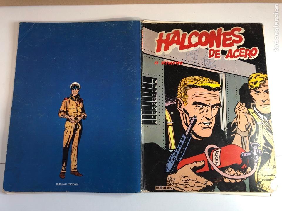 Cómics: Halcones de acero EL SECUESTRO - Foto 5 - 225125540