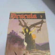 Cómics: TEBEO. DRACULA. Nº 1. BURU LAN COMICS. 12 FEBRERO 1971. Lote 225127836
