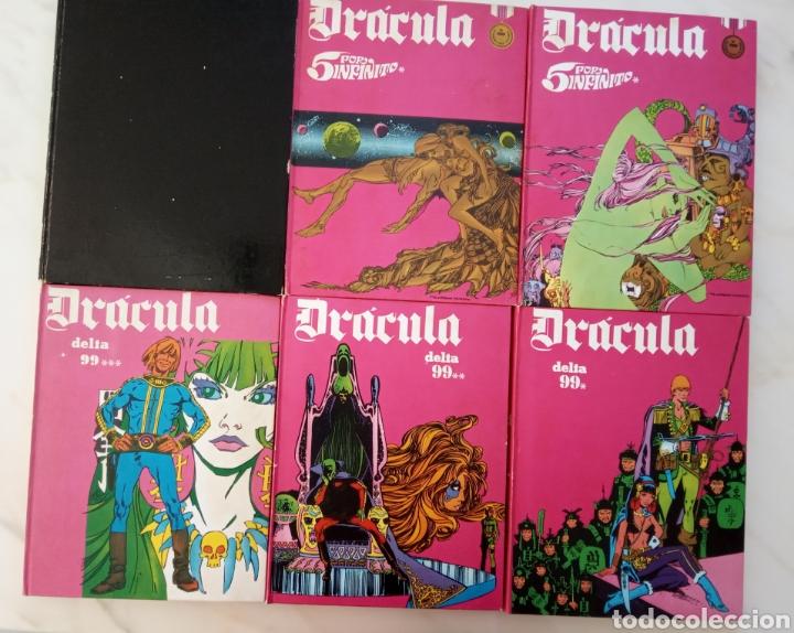 Cómics: Colección completa Drácula Burulan Gorbaud - Foto 3 - 225797725