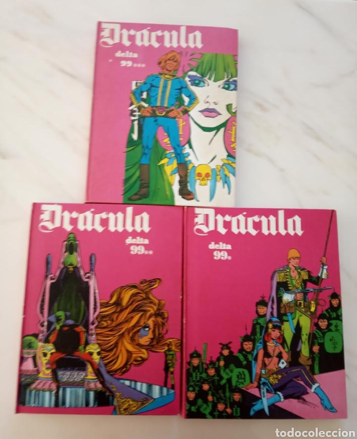 Cómics: Colección completa Drácula Burulan Gorbaud - Foto 4 - 225797725