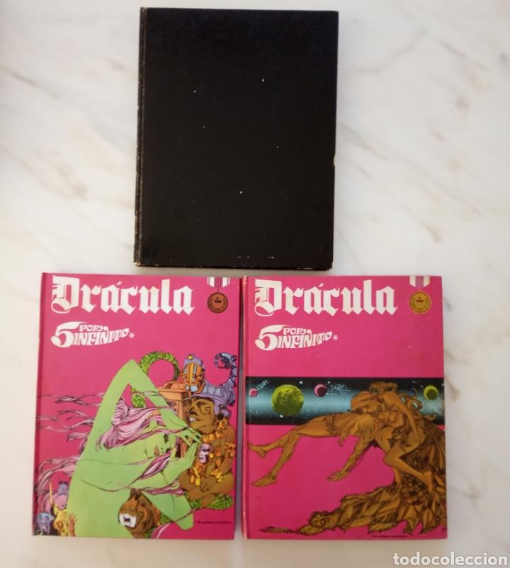 Cómics: Colección completa Drácula Burulan Gorbaud - Foto 5 - 225797725
