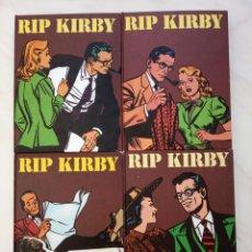 Cómics: COLECCIÓN COMPLETA RIP KIRBY EDITORIAL BURULAN AÑO 1973. Lote 225798675
