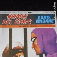 Cómics: EL HOMBRE ENMASCARADO Nº 6. Lote 225981535
