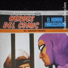 Cómics: EL HOMBRE ENMASCARADO Nº 6. Lote 225981780