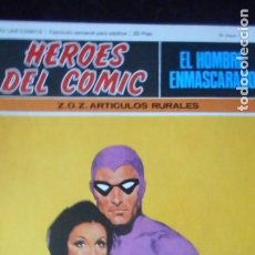 Cómics: EL HOMBRE ENMASCARADO Nº 16. Lote 225983520