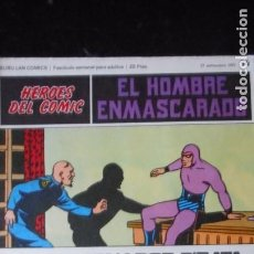Cómics: EL HOMBRE ENMASCARADO Nº 34. Lote 225983895