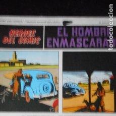Cómics: EL HOMBRE ENMASCARADO Nº 35. Lote 225984088