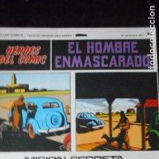 Cómics: EL HOMBRE ENMASCARADO Nº 35. Lote 225984313