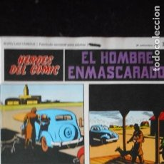 Cómics: EL HOMBRE ENMASCARADO Nº 35. Lote 225984660