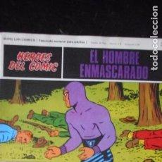Cómics: EL HOMBRE ENMASCARADO Nº 37. Lote 225985045