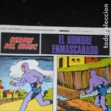 Cómics: EL HOMBRE ENMASCARADO Nº 38. Lote 225985250