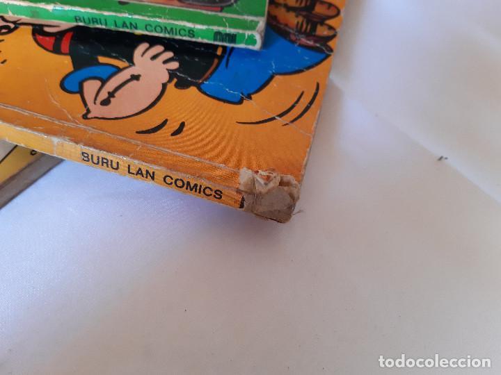 Cómics: LOTE 3 COMICS POPEYE. NUMEROS 5, 13 Y 14. BURU LAN EDICIONES. - Foto 4 - 225986897