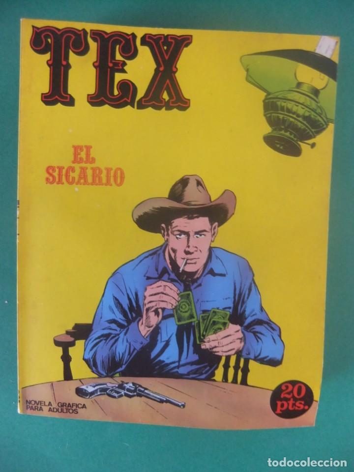 TEX Nº 2 DE 20 PTS BURU LAN (Tebeos y Comics - Buru-Lan - Tex)
