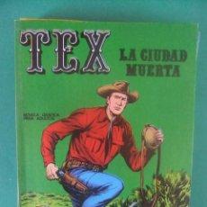 Cómics: TEX Nº 6 DE 20 PTS BURU LAN. Lote 226248315
