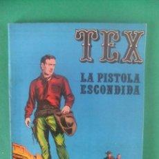 Cómics: TEX Nº 8 DE 20 PTS BURU LAN. Lote 226248650