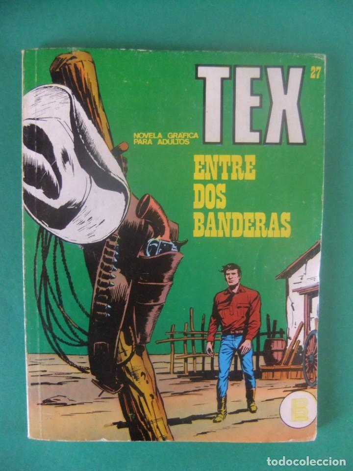 TEX Nº 23 DE 25 PTS BURU LAN (Tebeos y Comics - Buru-Lan - Tex)