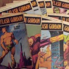 Cómics: FLASH GORDON BURU LAN TOMO 01, FASCÍCULOS 01 AL 010. 1972.. Lote 226382867