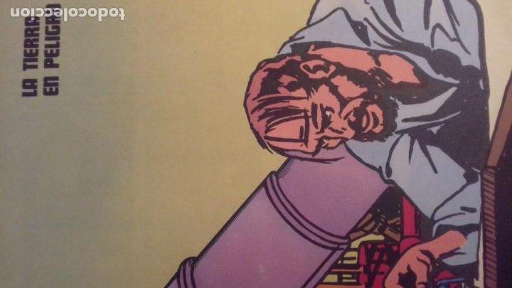 Cómics: 10 Fasciculos FLASH GORDON Buru Lan Tomo 01 : 01 al 010. 1972. - Foto 2 - 226382867