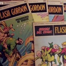Cómics: FLASH GORDON BURU LAN TOMO 02, FASCÍCULOS 011, 012, 013, 014 DE 1972, Y 18 DE 1971.. Lote 226383655