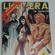 Cómics: COMIC ELVIBERIA LUCIFERA 23 LA TENTACION. Lote 226596765
