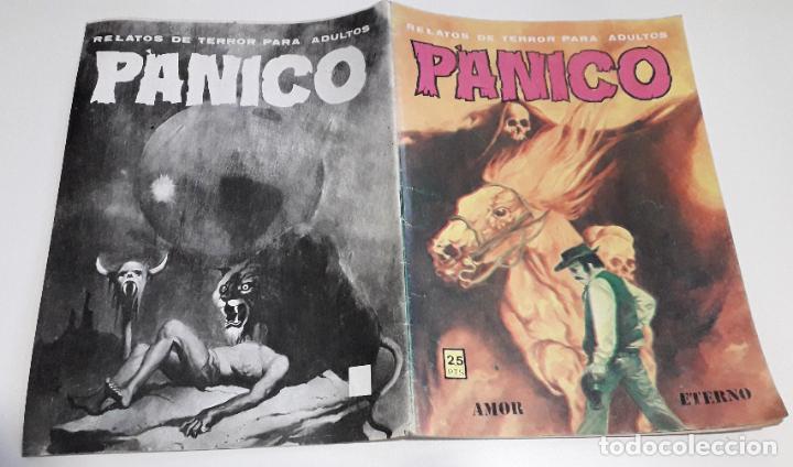 Cómics: comic terror vilmar panico amor eterno - Foto 4 - 226598535