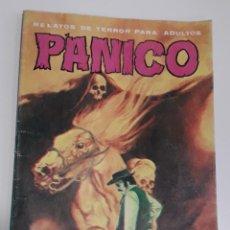 Cómics: COMIC TERROR VILMAR PANICO AMOR ETERNO. Lote 226598535