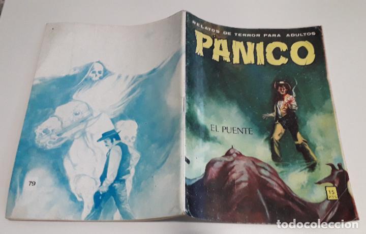 Cómics: comic terror vilmar panico 79 el puente - Foto 3 - 226600720