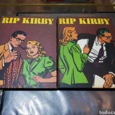 Cómics: RIP KIRBY TOMO 1 Y TOMO 2 EDITORIAL BURULAN 1974. Lote 227006689