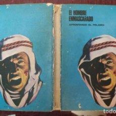 Cómics: HEROES DEL COMIC - EL HOMBRE ENMASCARADO N° 5: AFRONTANDO EL PELIGRO (BURU LAN 1972). Lote 227092555