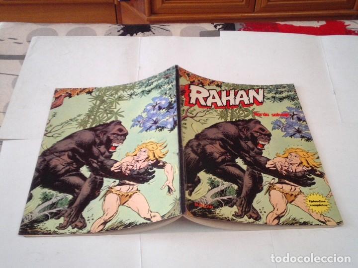 Cómics: RAHAN - BURU LAN - EPISODIOS COMPLETOS - COLECCION COMPLETA - 5 RETAPADOS - BUEN ESTADO - Cj 129 - Foto 6 - 227489200