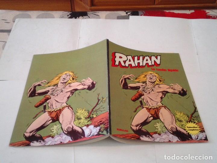 Cómics: RAHAN - BURU LAN - EPISODIOS COMPLETOS - COLECCION COMPLETA - 5 RETAPADOS - BUEN ESTADO - Cj 129 - Foto 7 - 227489200