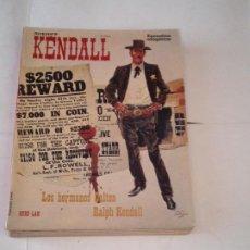 Cómics: SHERIFF KENDALL - BURU LAN EPISODIOS COMPLETOS - COLECCION COMPLETA - BUEN ESTADO - GORBAUD. Lote 227489601
