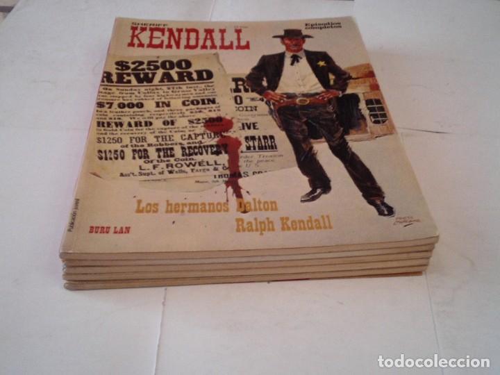Cómics: SHERIFF KENDALL - BURU LAN EPISODIOS COMPLETOS - COLECCION COMPLETA - BUEN ESTADO - Cj 129 - Foto 3 - 227489601