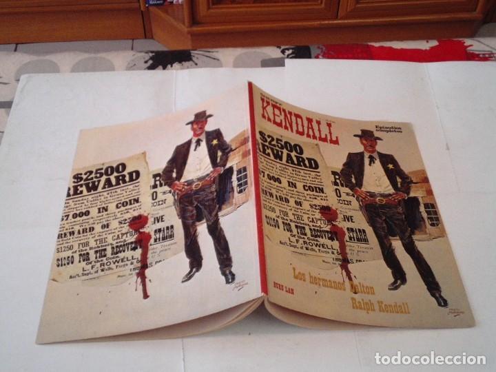 Cómics: SHERIFF KENDALL - BURU LAN EPISODIOS COMPLETOS - COLECCION COMPLETA - BUEN ESTADO - Cj 129 - Foto 6 - 227489601