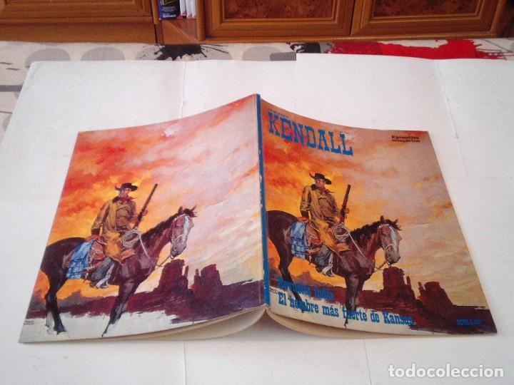 Cómics: SHERIFF KENDALL - BURU LAN EPISODIOS COMPLETOS - COLECCION COMPLETA - BUEN ESTADO - Cj 129 - Foto 8 - 227489601