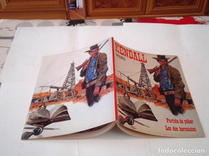Cómics: SHERIFF KENDALL - BURU LAN EPISODIOS COMPLETOS - COLECCION COMPLETA - BUEN ESTADO - Cj 129 - Foto 9 - 227489601